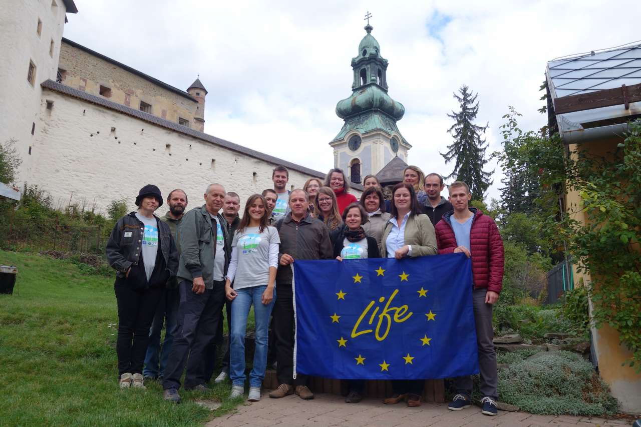 One year of LIFE Energy – 2nd meeting of the project Steering Committee